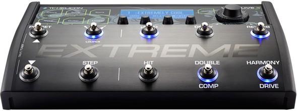 Прибор звуковой обработки TC Helicon Voicelive 3 Extreme