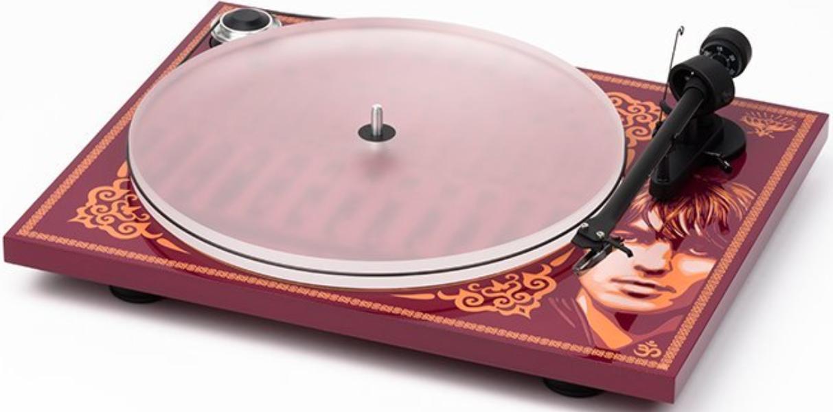 Проигрыватель Pro-Ject Essential III OM10 Special Edition George Harrison