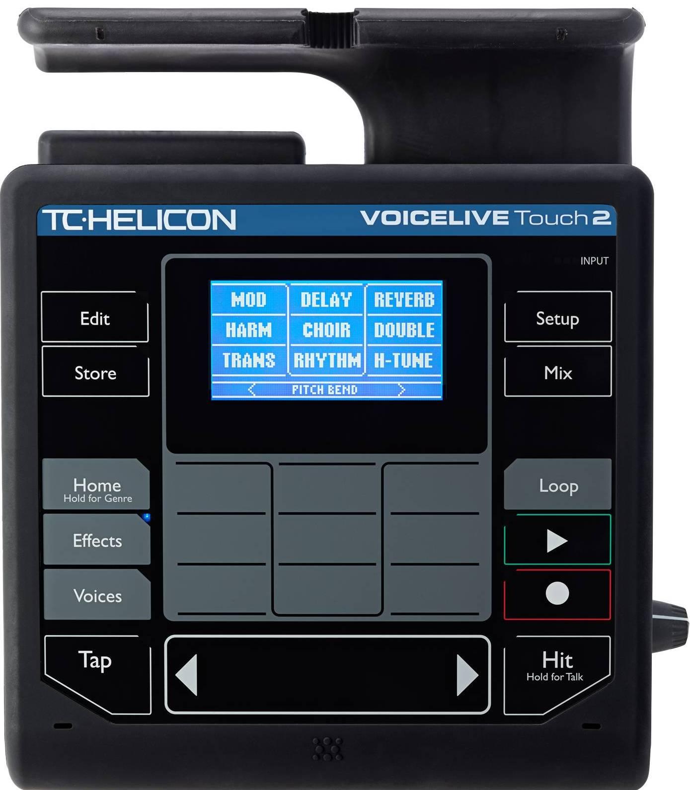 Прибор звуковой обработки TC Helicon Voicelive Touch 2