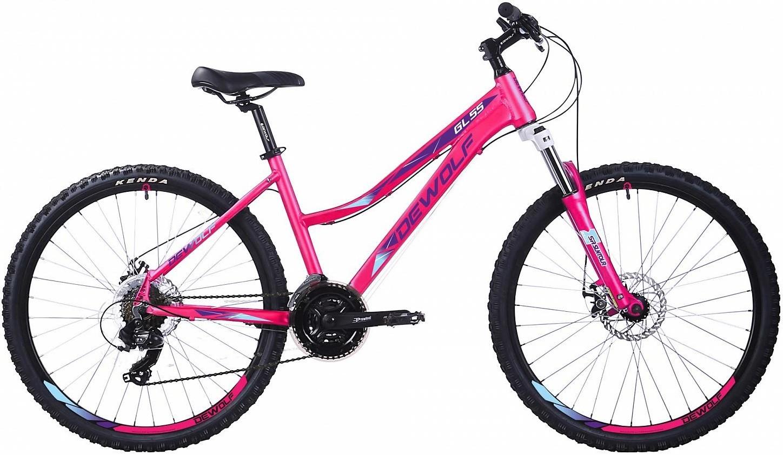 "Велосипед Dewolf GL 55 Pink 26"""