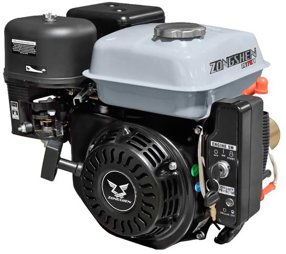 Двигатель Zongshen ZS170FE (с катушкой 12В, 7 л.с.)