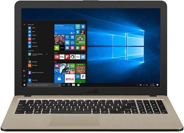 "Ноутбук Asus F540BA-GQ193T 15,6""/2,6GHz/4Gb/500Gb/W10 Black"