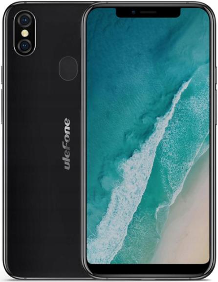 Смартфон Ulefone X LTE 4Gb 64Gb Black