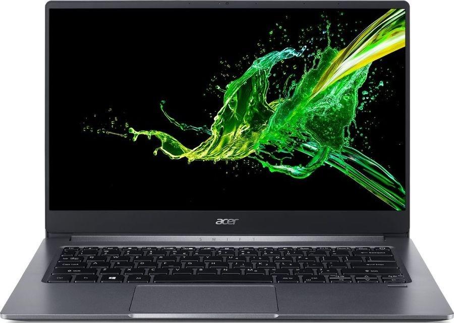"Ноутбук Acer Swift 3 SF314-57-340B 14""/1,2GHz/8Gb/256GbSSD/W10 Grey"