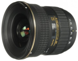 Объектив Tokina AT-X 11-16mm f/2.8 Pro DX II Sony