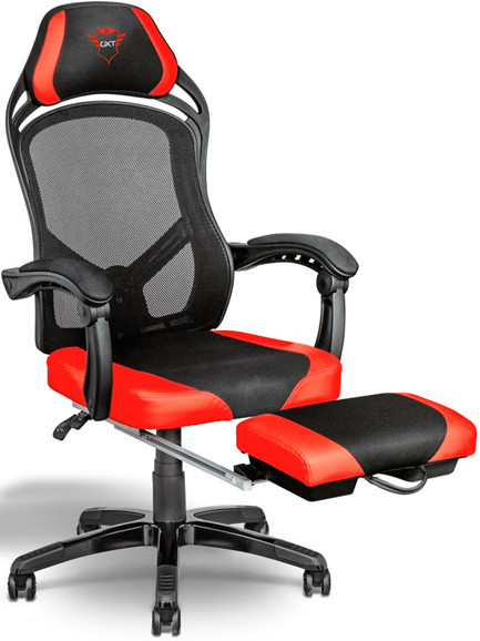 Игровое кресло Trust GXT 706 Rona черны…