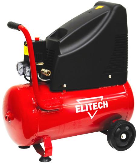 Коаксиальный компрессор Elitech КПБ 190/24+4K