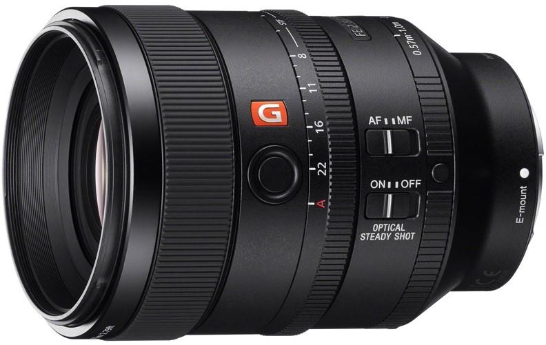 Объектив Sony FE 100mm f/2.8 STF GM OSS…