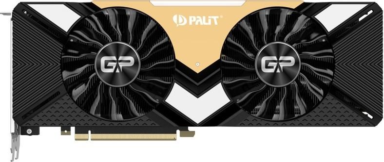 Видеокарта Palit GeForce RTX 2080 Ti GamingPro OC 11Gb