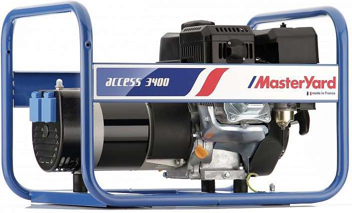 Электрогенератор MasterYard MG3400R Acc…