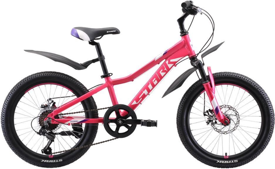 Велосипед Stark Bliss 20.1 D (2020) роз…