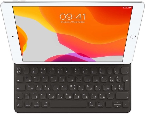 "Чехол-клавиатура Apple Smart Keyboard iPad 10.2""/ Air 10.5"" Black"