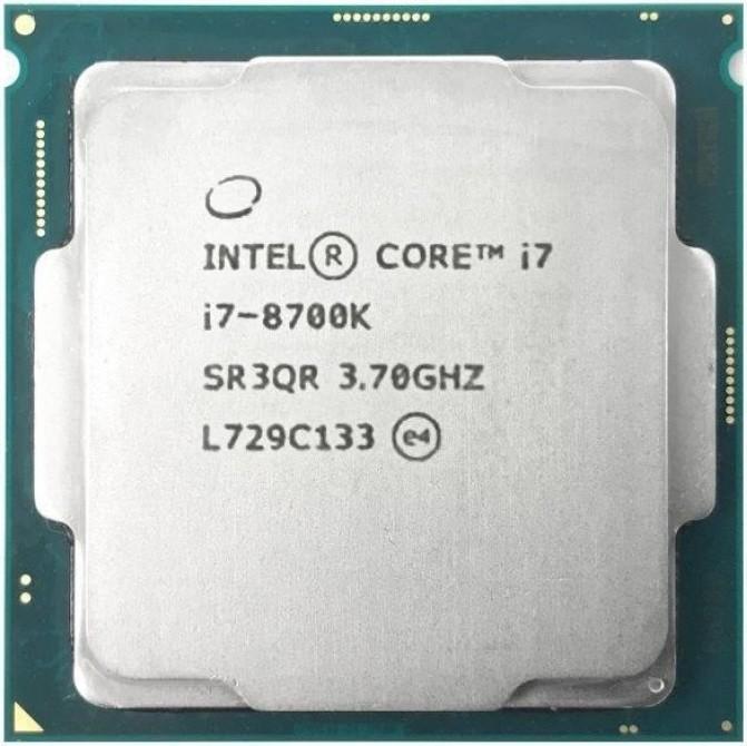 Процессор (CPU) Intel Core i7-8700K 3.7…
