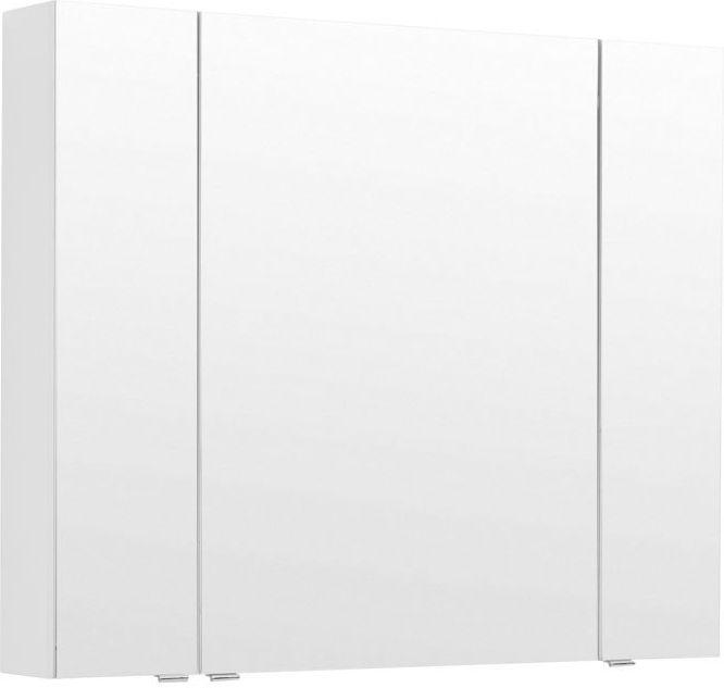 Зеркало-шкаф Aquanet Алвита 100 белый 100x85x17 см
