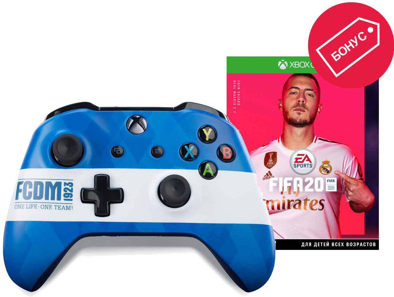 Microsoft Xbox One Динамо FCDM 1923 + F…