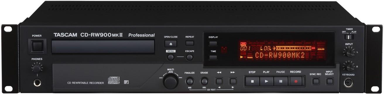 Портативный рекордер Tascam CD-RW900MK2