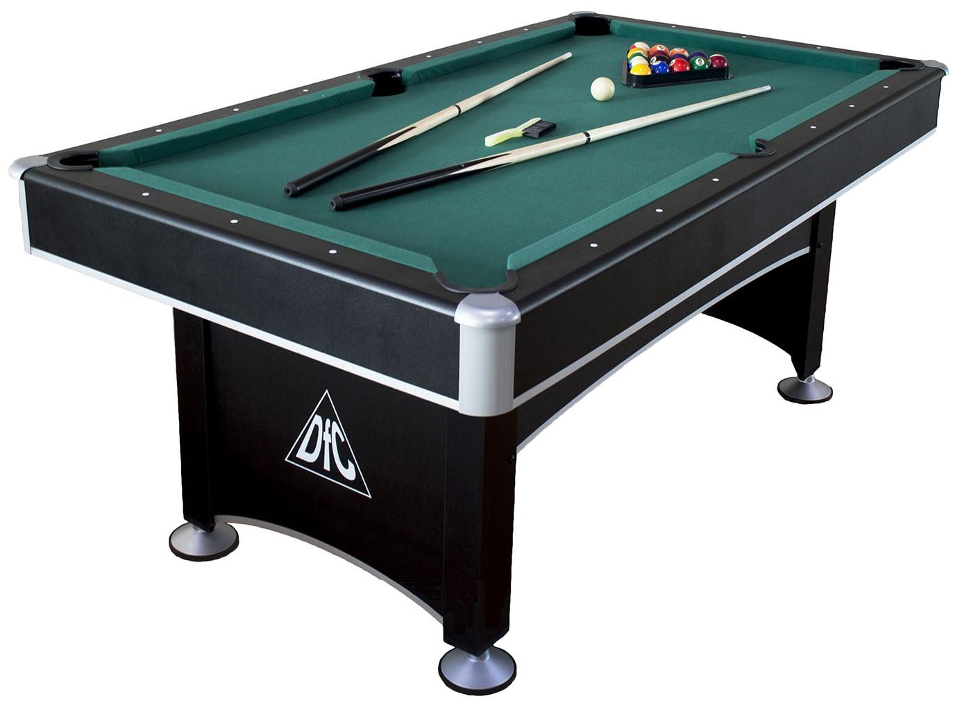 Бильярдный стол DFC Master 72