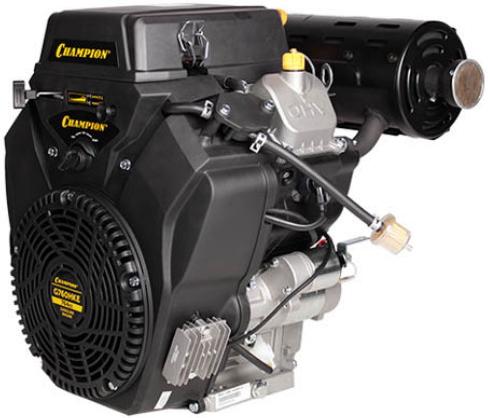 Двигатель Champion G760HKE (24 л.с.)