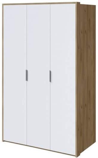 Шкаф Интердизайн Тоскано дуб крафт/белый 2209x1420x599 см