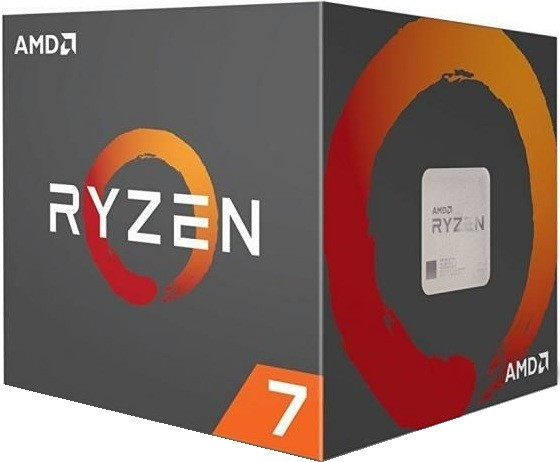 Процессор (CPU) AMD Ryzen 7 1700 3.0GHz BOX