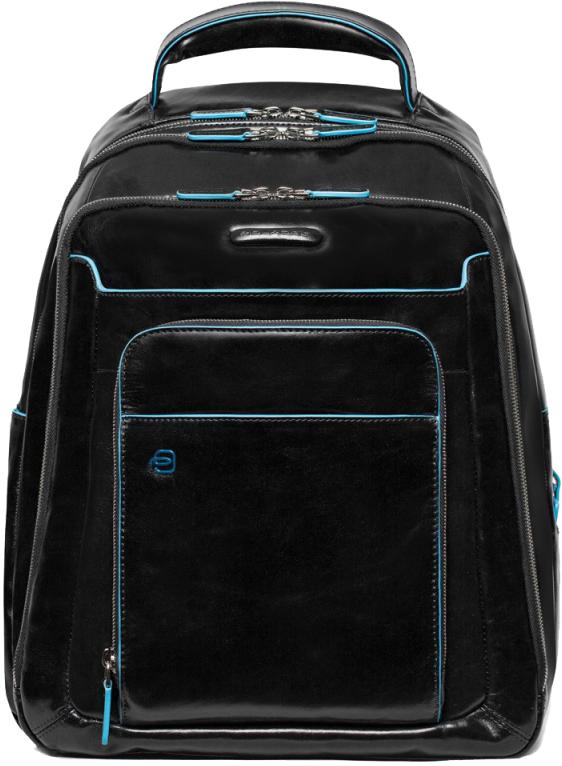 Рюкзак Piquadro Blue Square CA1813B2/N Black