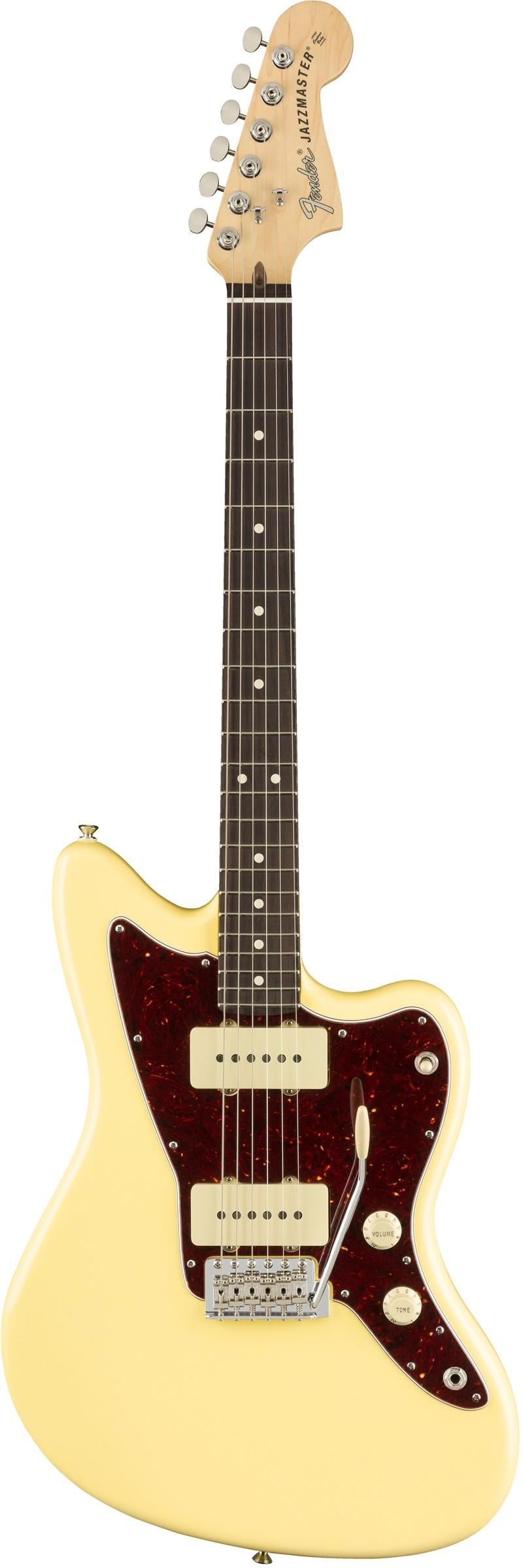Электрогитара Fender American Performer Jazzmaster Rosewood Fingerboard Vintage White
