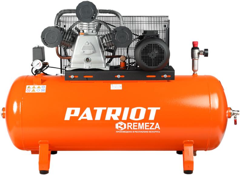 Компрессор Patriot Remeza СБ 4/Ф-270 LB 75