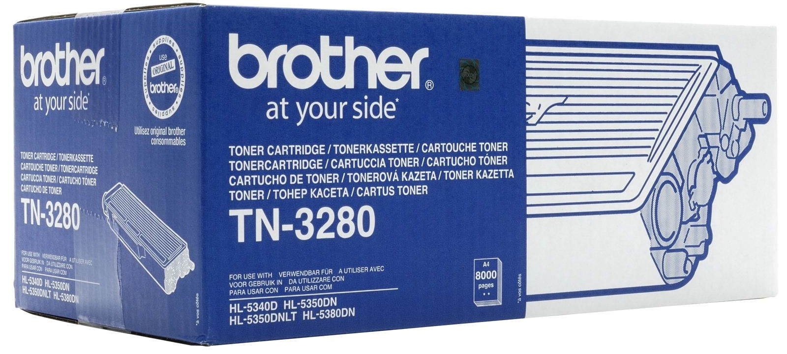 Картридж Brother TN-3280 Black