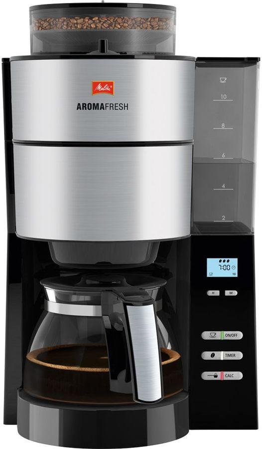 Кофеварка Melitta Aroma Fresh With Grinder 1021-01 Black