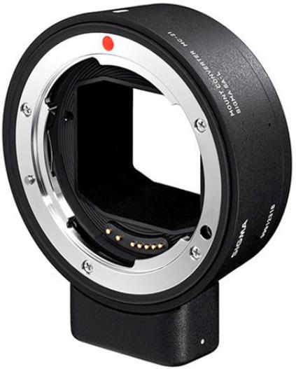 Адаптер Sigma MC-21 Canon EF на L-Mount