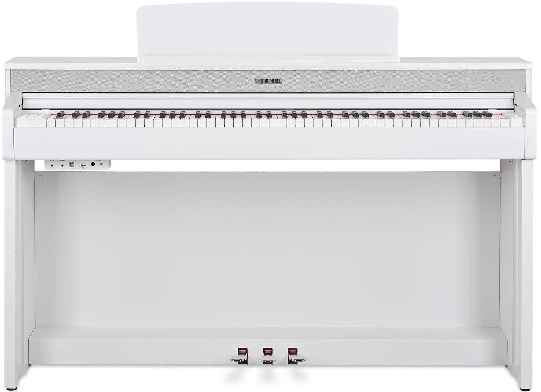 Пианино Becker BAP-62W