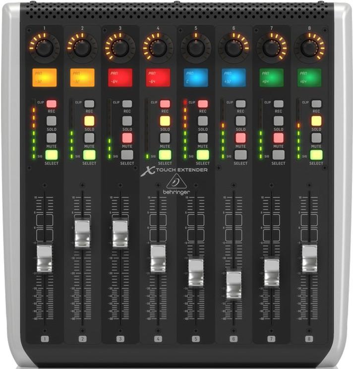 Контроллер Behringer X-Touch Extender
