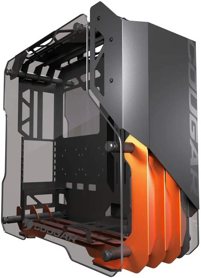 Корпус для компьютера Cougar Blazer ATX Black