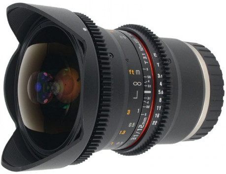 Объектив Samyang MF 12mm T3.1 VDSLR ED …