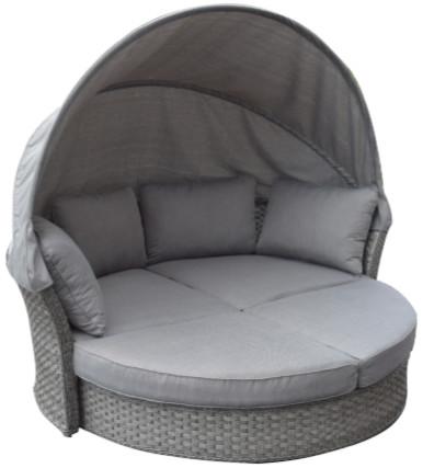 Диван Афина-Мебель AFM-325G серый