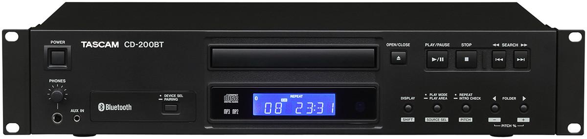 Портативный рекордер Tascam CD-200BT