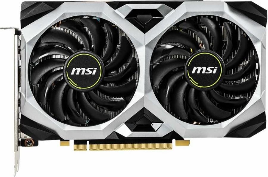 Видеокарта MSI GeForce GTX 1660 Ventus XS OC 6Gb