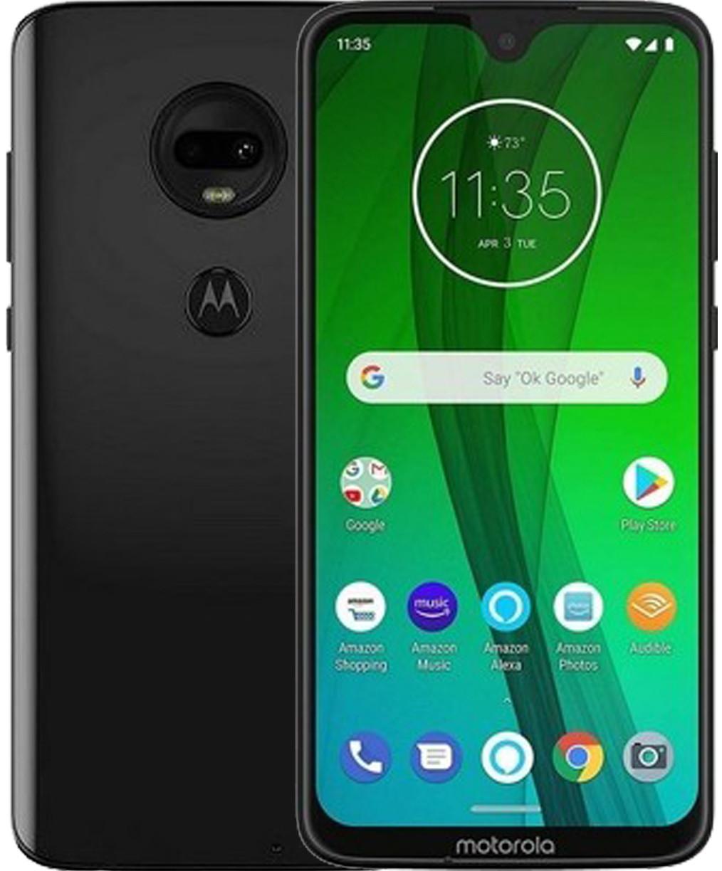 Смартфон Motorola Moto G7 XT1962-5 LTE 4Gb 64Gb Black