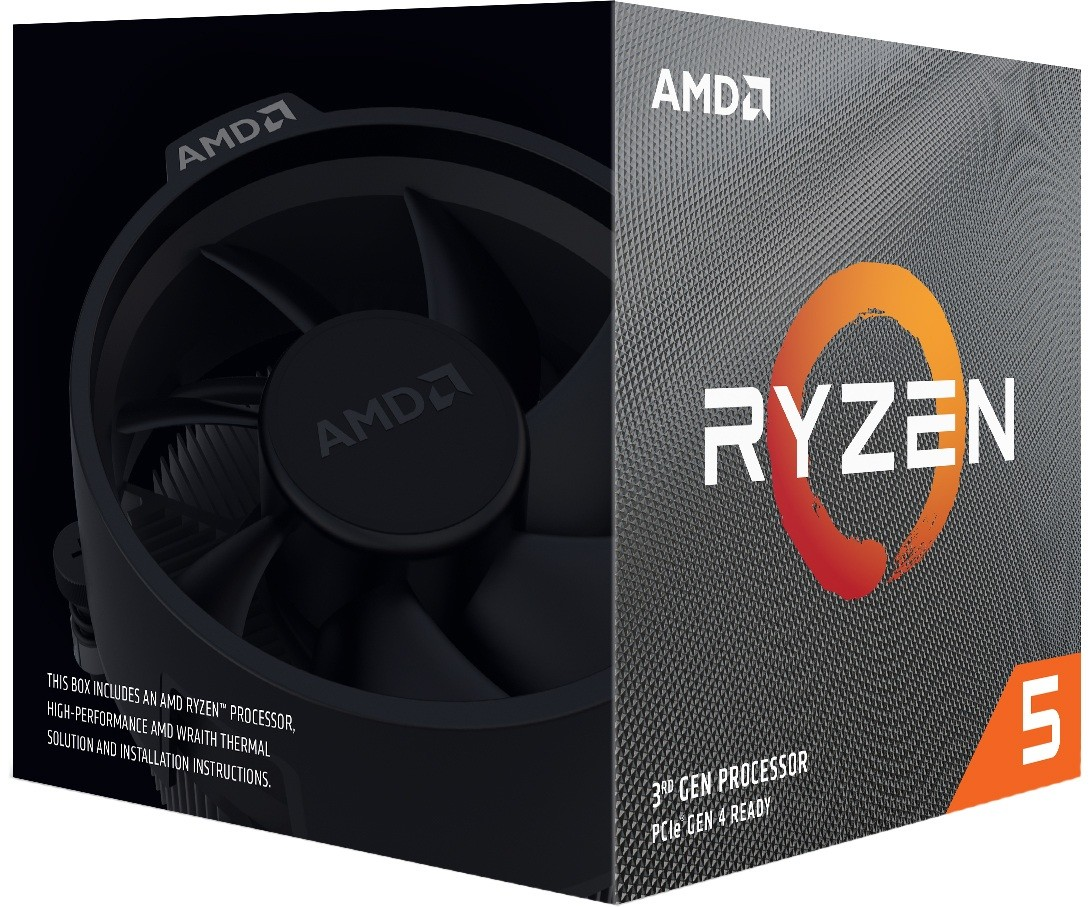 Процессор (CPU) AMD Ryzen 5 3600X 3.8GHz BOX