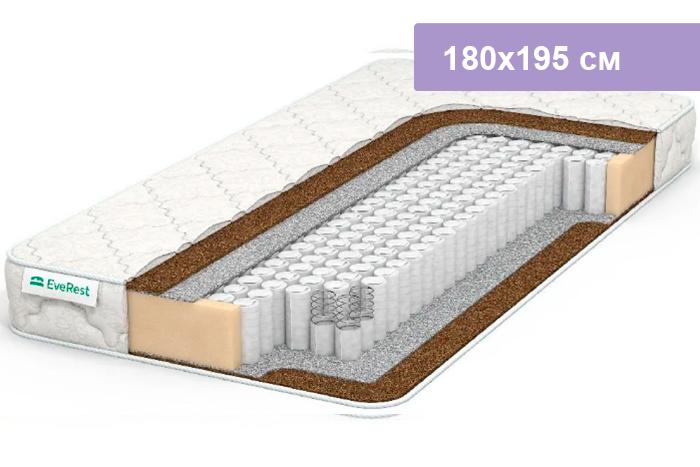 Односпальная кровать Everest Хард Бикок…