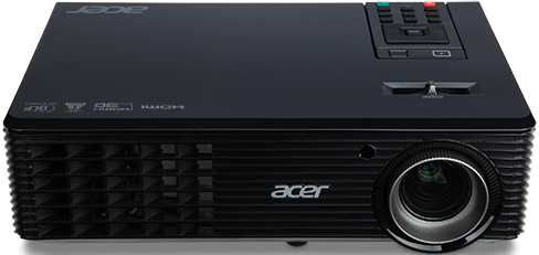 Проектор Acer DLP P5530i