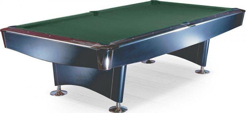 Бильярдный стол Weekend Reno Пул 9FT черный