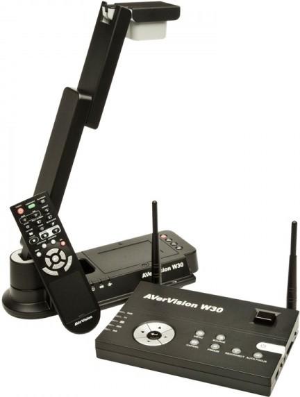 Документ-камера AverVision W30 WiFi