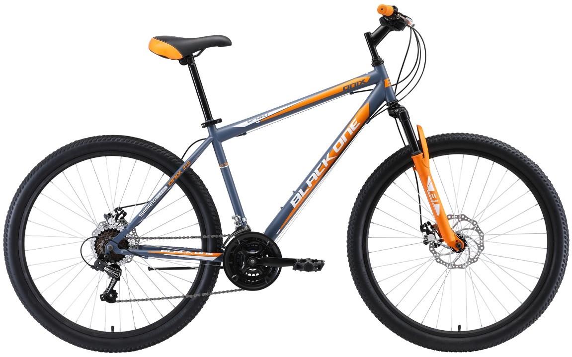 Велосипед Black One Onix 27.5 D Alloy (…