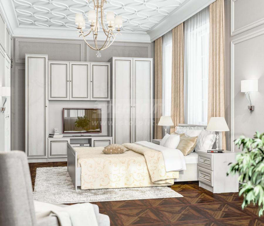 Спальня Столплит Венеция 112-718-685-1673 дуб ривер