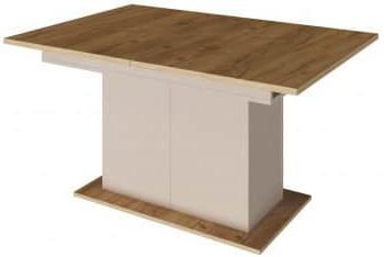 Кухонный стол Интердизайн 60.212.CP светло-коричневый/коричневый 760x2000x900 см