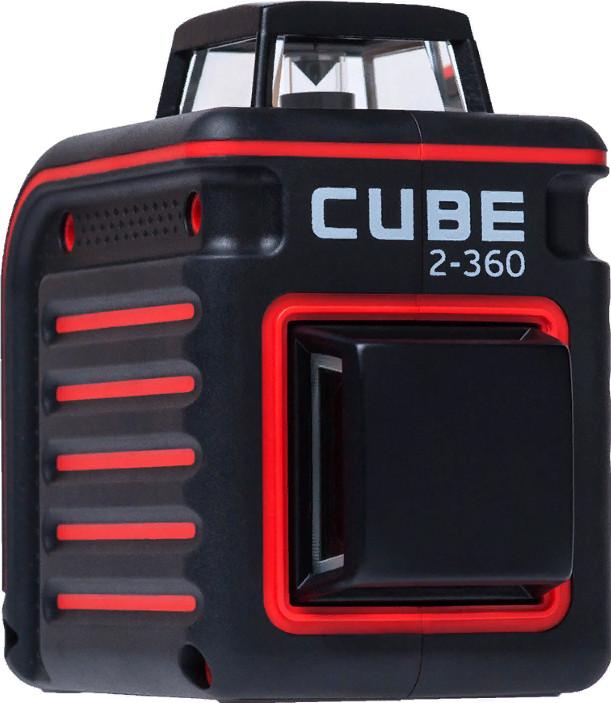 Лазерный нивелир ADA Cube 2-360 Home Ed…