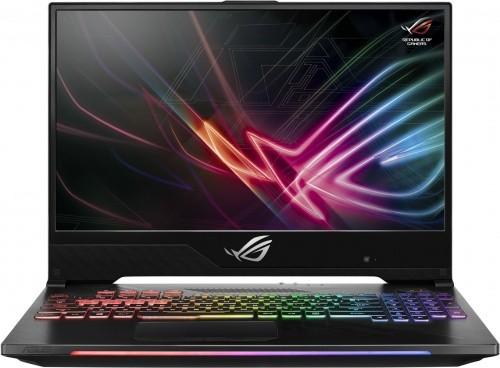 """Ноутбук Asus ROG SCAR II GL504GM-ES169T 15,6""""/2,2GHz/16Gb/1Tb/256GbSSD/GTX1060/W10 Grey"""