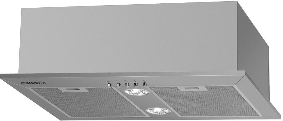 Встраиваемая вытяжка Maunfeld Crosby Push 90 Inox Gl