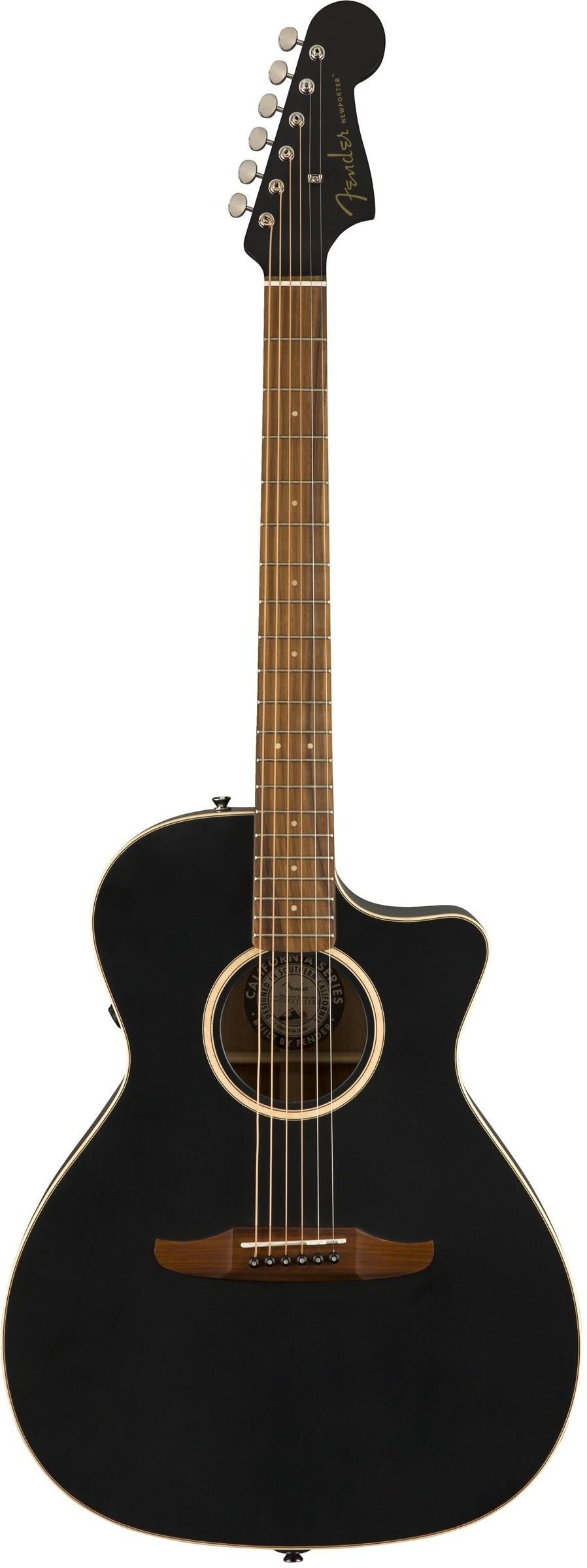 Акустическая гитара Fender Newporter Sp…